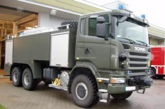 Scania 6×6