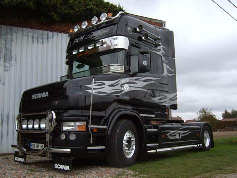Scania k
