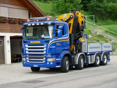 Scania lb