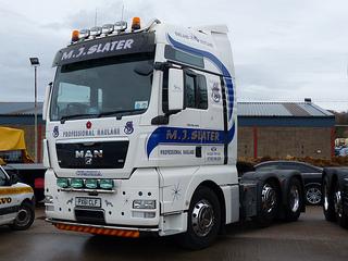 Scania p240