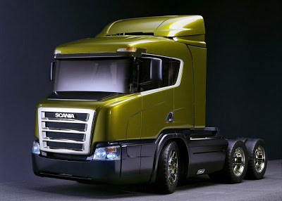 Scania prototype