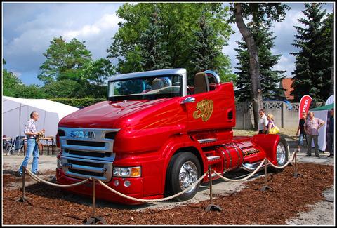 Scania r999