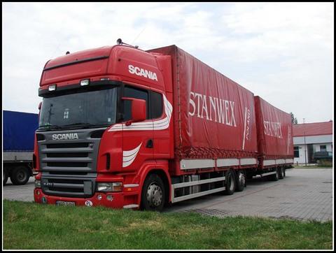 Scania sba