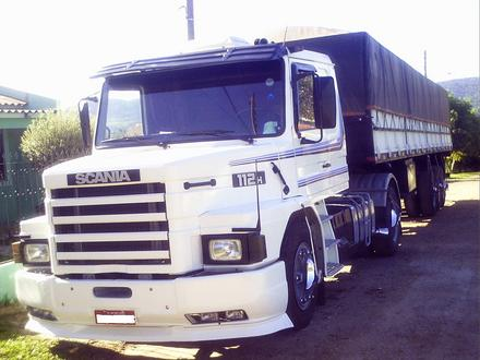Scania t112h
