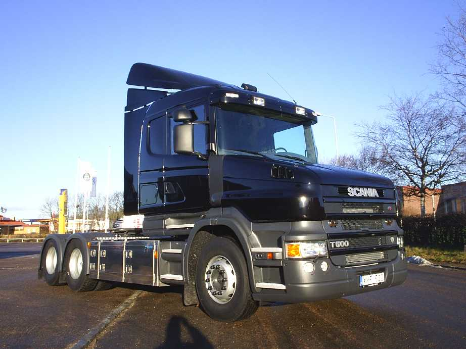 Scania t420