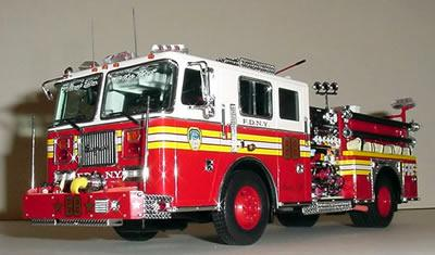 Seagrave aerial