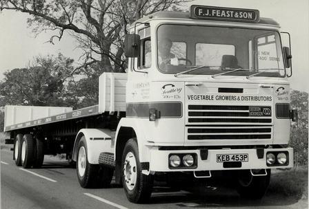 Seddon-atkinson 400