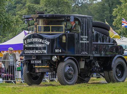 Sentinel tractor