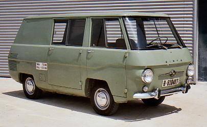 Siata minivan