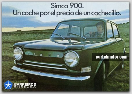 Simca 900