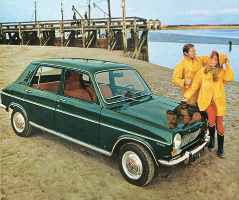 Simca wagon