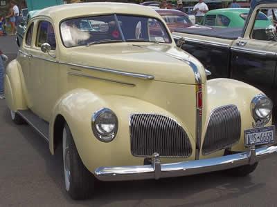 Studebaker model