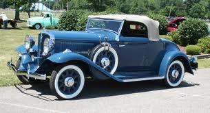 Studebaker roadster