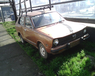 Subaru 600