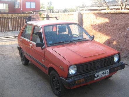 Subaru 700