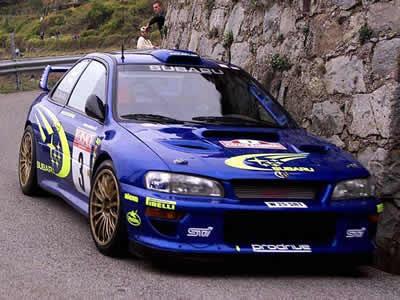 Subaru mini