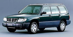 Subaru omega