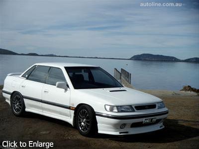 Subaru rs