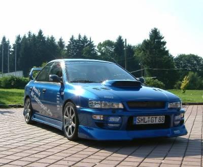 Subaru turbo