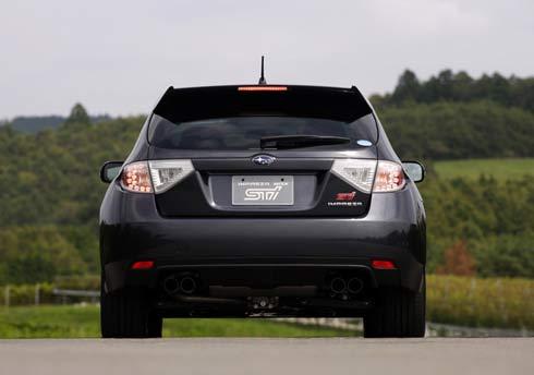 Subaru wx