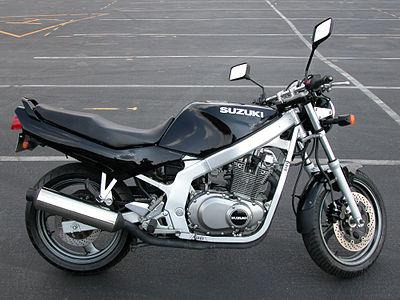 Suzuki 450