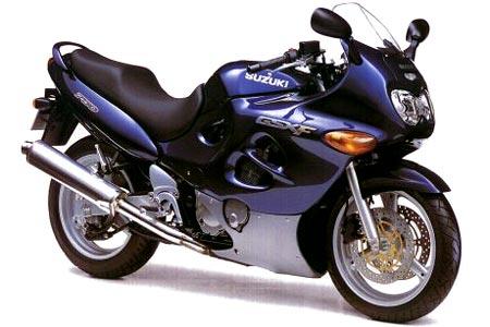 Suzuki 600