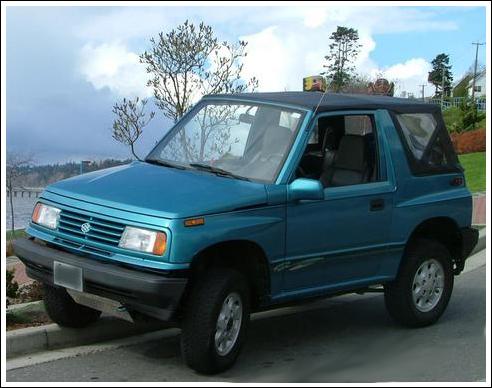 Suzuki convertible