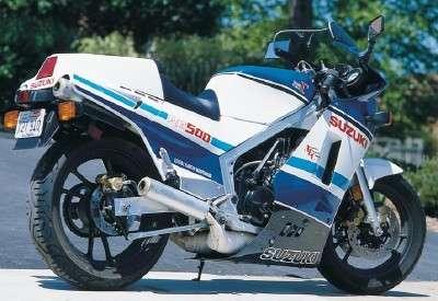 Suzuki gamma