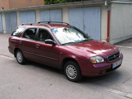 Suzuki glx