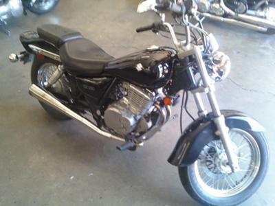 Suzuki gz250