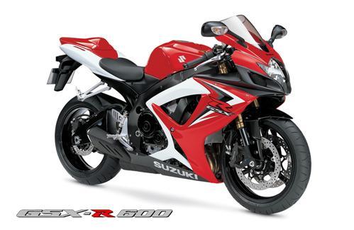 Suzuki red