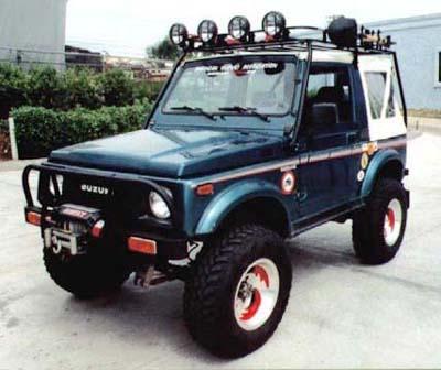Suzuki santana