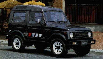 Suzuki sj410