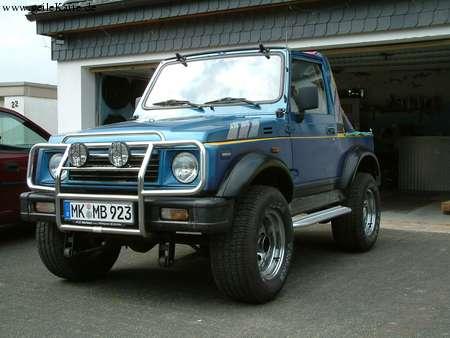 Suzuki sj413k