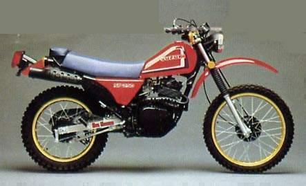 Suzuki sp400