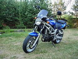 Suzuki sv650sf