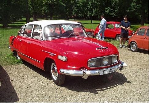 Tatra 70