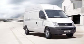 Dodge sprinter van 3500