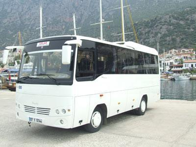 Temsa tourmalin