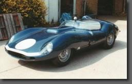 Tojeiro jaguar