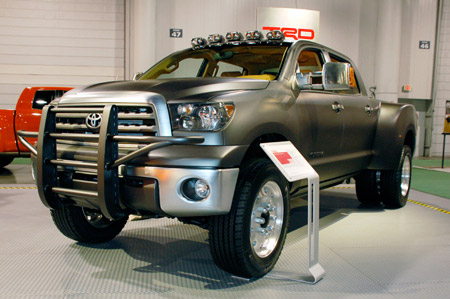 Toyota 4wd