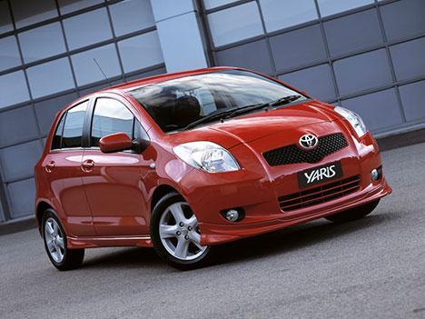 Toyota four