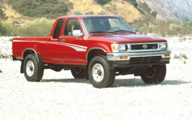 Toyota pick-up