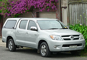 Toyota sr-5