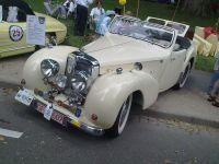 Triumph roadster