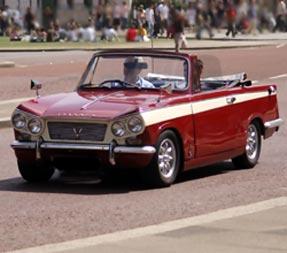 Triumph vitesse