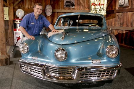 Tucker Torpedo Pictures Photos Information Of