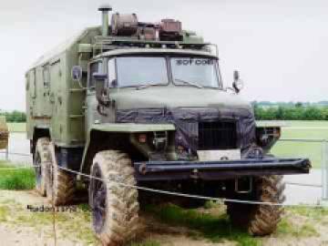 Ural 6×6