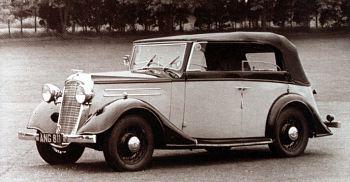 Vauxhall hp