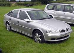 Vauxhall i